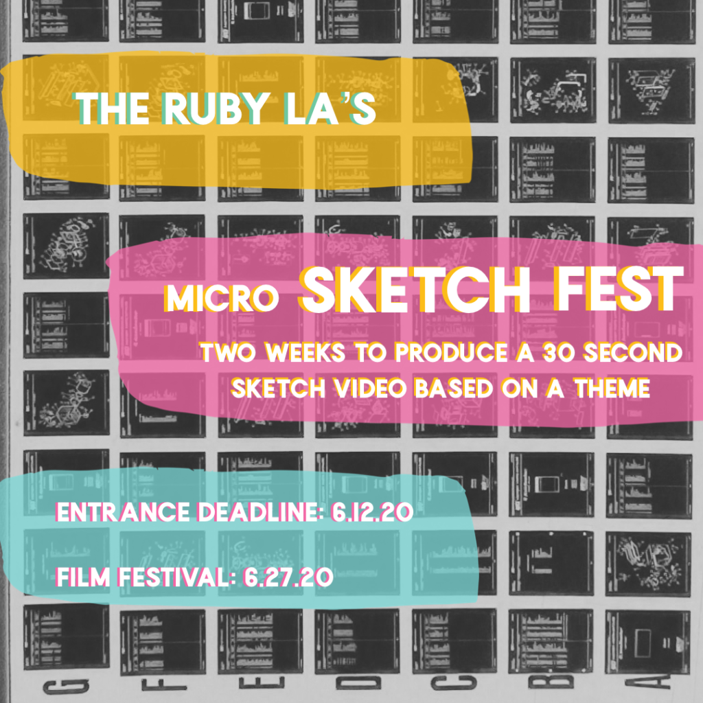 micro Sketch Comedy Fest – a new Fest!