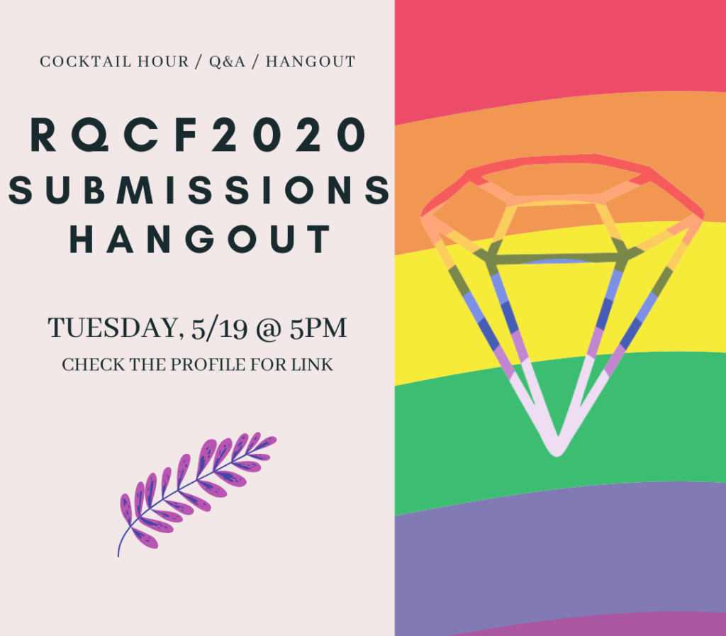 Ruby Queer Comedy Fest 2020