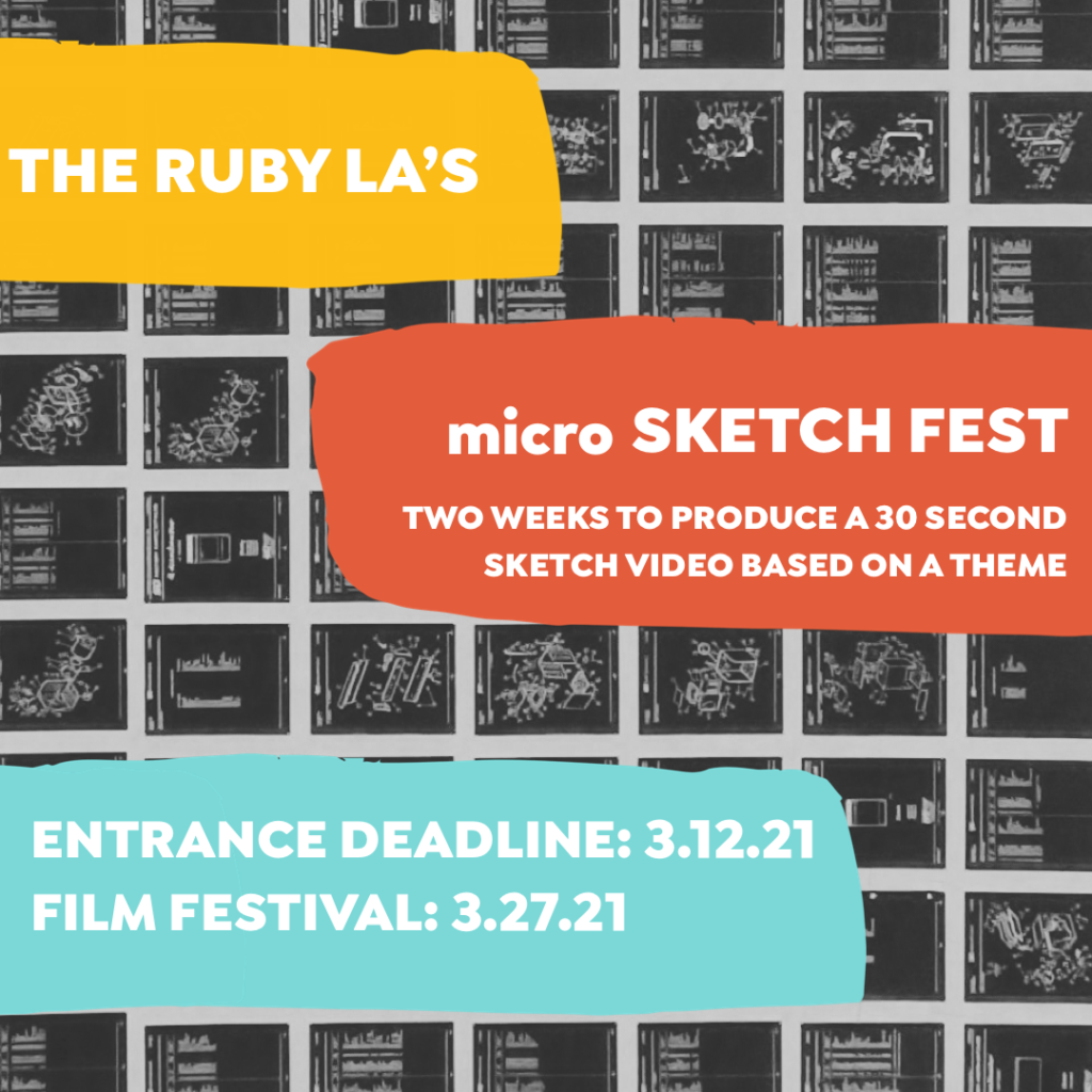 Register for our micro-Sketch Festival