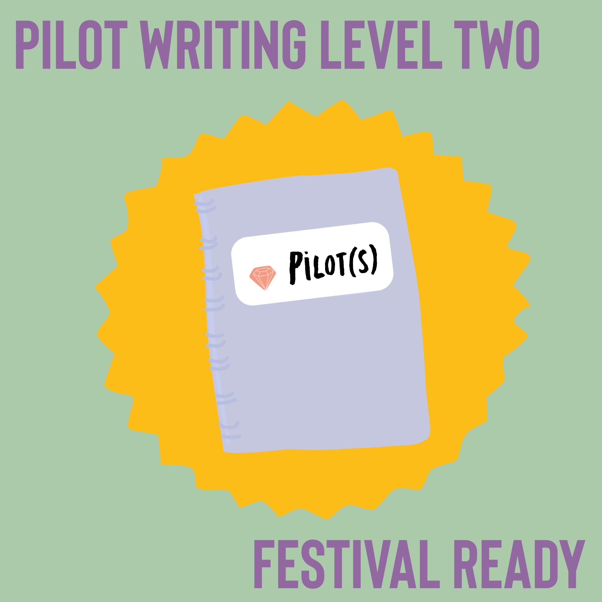pilot writing level 2